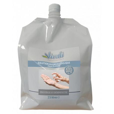 Eco-recharge solution hydroalcoolique - 2.5L