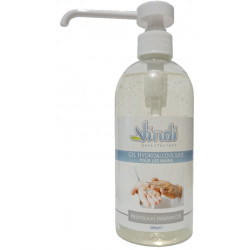 Flacon gel hydroalcoolique - 500ml